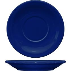 ITI - CAN-2-CB - 5 1/2 in Cancun™ Cobalt Saucer With Narrow Rim image