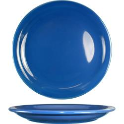 ITI - CAN-8-LB - Cancun™ 9 in Light Blue Plate w/Narrow Rim image