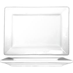 ITI - EL-28 - 8 in x 5 5/8 Elite™ Rectangular Fine Porcelain Platter image