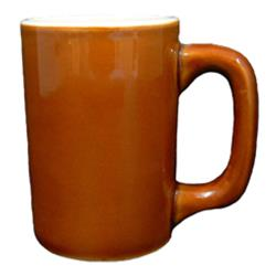 Vertex - LH-BW - 11 oz. Vista Log Home Mug Brown image