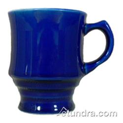 Vertex - TC-B - 8 oz. Vista Tuscany Footed Mug Blue image