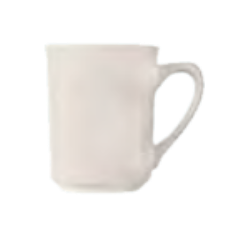World Tableware - 840-125-002 - Porcelana 8 1/2 oz Kona Mug image