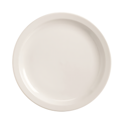 World Tableware - BNR-7-BW - 7 1/4 in Tenacity® Bright White Plate image