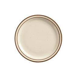 World Tableware - DSD-8 - 9 in Cream White Round Desert Sand Plate image