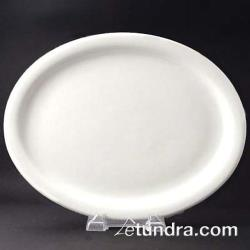 "World Tableware - NR-13 - Kingsmen Ultima 11 1/2"" x 9 1/8"" Platter image"