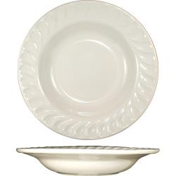 ITI - HA-120 - 24 Oz Hampton™ Pasta Bowl With Embossed Fluted Edge image