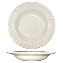 ITI - HA-3 - 9 Oz Hampton™ Deep Rim Bowl With Embossed Fluted Edge image