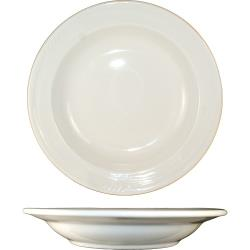 ITI - NP-3 - 10 1/2 Oz Newport™ Embossed Deep Rim Soup Bowl image
