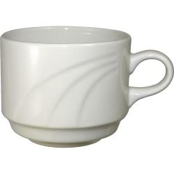 ITI - Y-38 - 8 1/2 Oz York™ Stack-able Teacup image