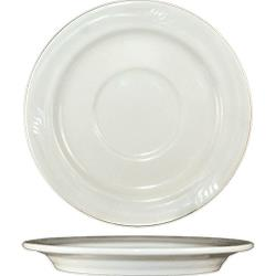 ITI - NP-2 - 5 3/8 in Newport™ Embossed Saucer image