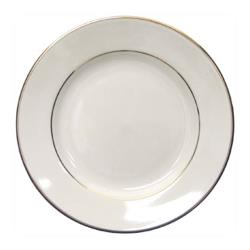 ITI - FL-7GF - 7 1/8 in Florentine™ Plate With Gold Band image