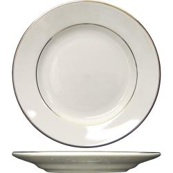 ITI - FL-8GF - 9 in Florentine™ Plate With Gold Band image