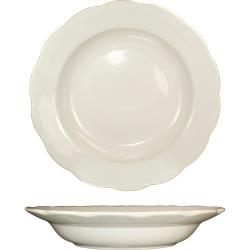 ITI - VI-105 - Victoria™ 18 oz Pasta  Bowl w/Scalloped Edge image