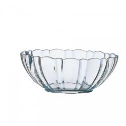 Cardinal - 43830 - 48 oz Arcade Clear Stackable Glass Bowl image