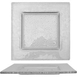 ITI - IGPC-975 - 9 3/4 in ArcticGlacier™ Square Clear Glass Dish image