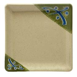 GET Enterprises - 252-18-TD - Traditional 7 in Square Plate image