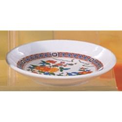 "Thunder Group - 1003TP - 3 7/8"" Peacock Sauce Dish image"