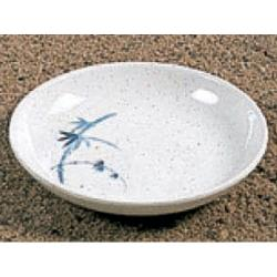 "Thunder Group - 102.8BB - 3 1/2"" Blue Bamboo Sauce Dish image"
