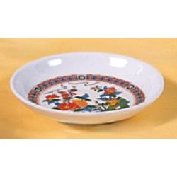 "Thunder Group - 102.8TP - 3 1/2"" Peacock Sauce Dish image"