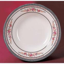 "Thunder Group - 1108AR - 7 7/8"" Rose Soup Plate image"