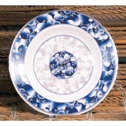 "Thunder Group - 1108DL - 7 7/8"" Blue Dragon Soup Plate image"