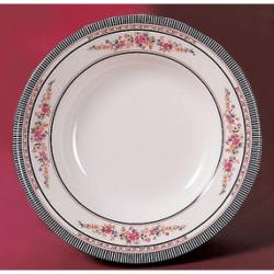 "Thunder Group - 1110AR - 10 3/8"" Rose Soup Plate image"