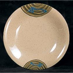 "Thunder Group - 1307J - 7 3/8"" Wei Round Dinner Plate image"