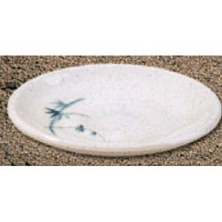 "Thunder Group - 1338BB - 3 3/4"" Blue Bamboo Saucer image"