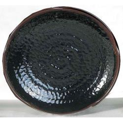 "Thunder Group - 1812TM - 12"" Tenmoku Shape Plate image"