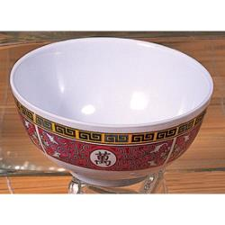 Thunder Group - 3004TR - 12 oz. Longevity Rice Bowl image
