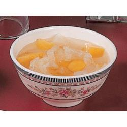 Thunder Group - 3006AR - 8 oz. Rose Rice Bowl image