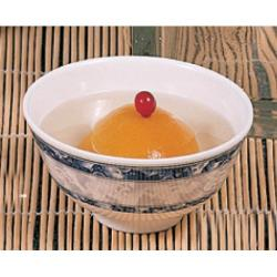Thunder Group - 3006DL - 8 oz. Blue Dragon Rice Bowl image