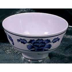 Thunder Group - 3006TB - 8 oz. Lotus Rice Bowl image