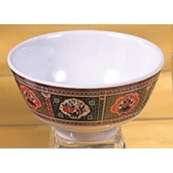 Thunder Group - 3006TP - 8 oz. Peacock Rice Bowl image