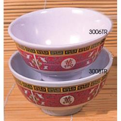 Thunder Group - 3006TR - 8 oz. Longevity Rice Bowl image