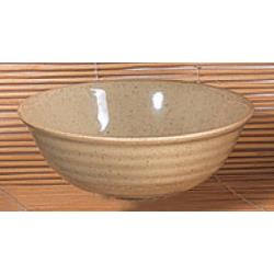Thunder Group - 3503J - 12 oz. Wei Miso Bowl w/ Lid image