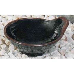 Thunder Group - 3601TM - 9 oz. Tenmoku Tempura Dipping Bowl image