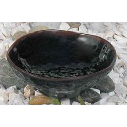 Thunder Group - 3705TM - 5 oz. Tenmoku Zensai Bowl image