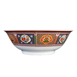 Thunder Group - 5065TP - 32 oz. Peacock Rimless Bowl image
