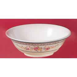 Thunder Group - 5075AR - 51 oz. Rose Rimless Bowl image
