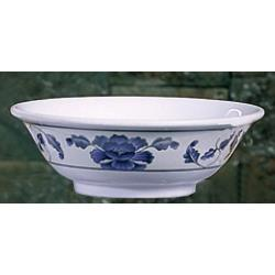 Thunder Group - 5095TB - 100 oz. Lotus Rimless Bowl image