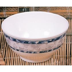 Thunder Group - 5206DL - 27 oz. Blue Dragon Rice Bowl image