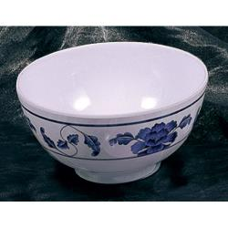 Thunder Group - 5206TB - 27 oz. Lotus Rice Bowl image