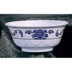 Thunder Group - 5265TB - 24 oz. Lotus Scalloped Bowl image