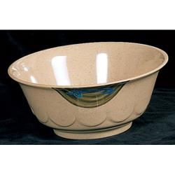 Thunder Group - 5285J - 47 oz. Wei Curved Noodle Bowl image