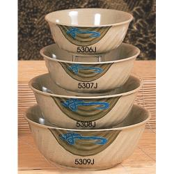 Thunder Group - 5309J - 66 oz. Wei Soba Bowl image