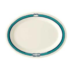 GET Enterprises - OP-145-FP - Freeport 14 3/4 in Oval Platter image