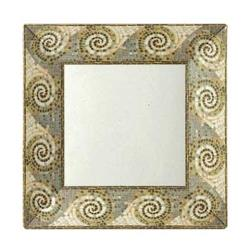 GET Enterprises  - ML-102-MO - Mosaic 6 in Square Plate image