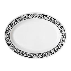 GET Enterprises - OP-621-SO - Soho 21 in Oval Platter image