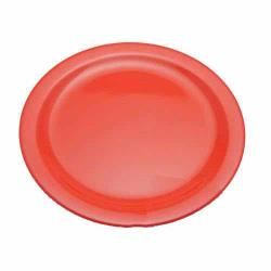 Carlisle - 4350005 - 10 1/4 in Dallas Ware® Red Dinner Plate image